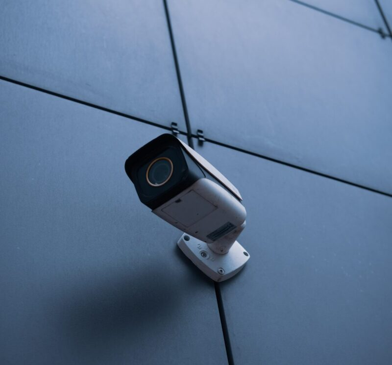 security-camera-wall-system